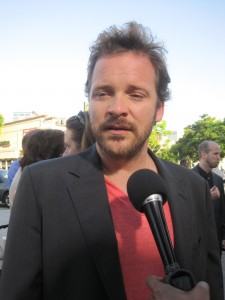 Peter Sarsgaard describing the movie