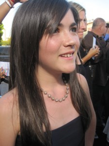 "The ""Orphan"" herself, Isabelle Fuhrman"