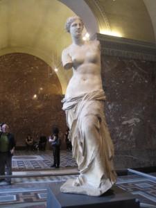 Venus Di Milo statue