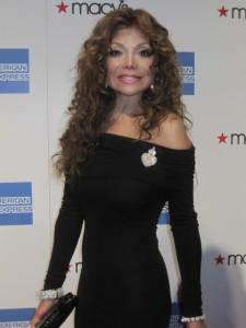 Entertainer La Toya Jackson