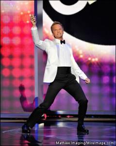 Emmys show host Neil Patrick Harris