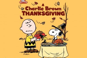 A Charlie Brown Thanksgiving photo: tv crazy