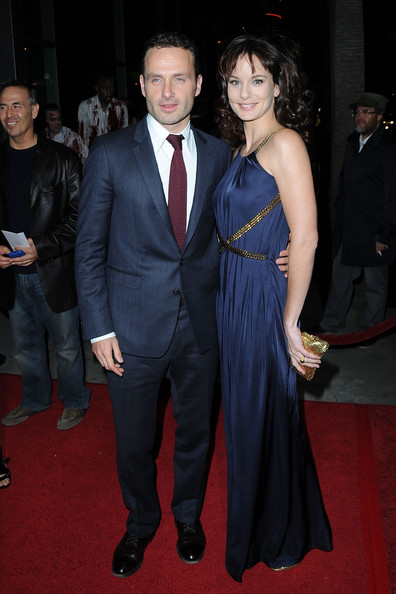 Who Is Andrew Lincoln S Wife Movie Search Engine At