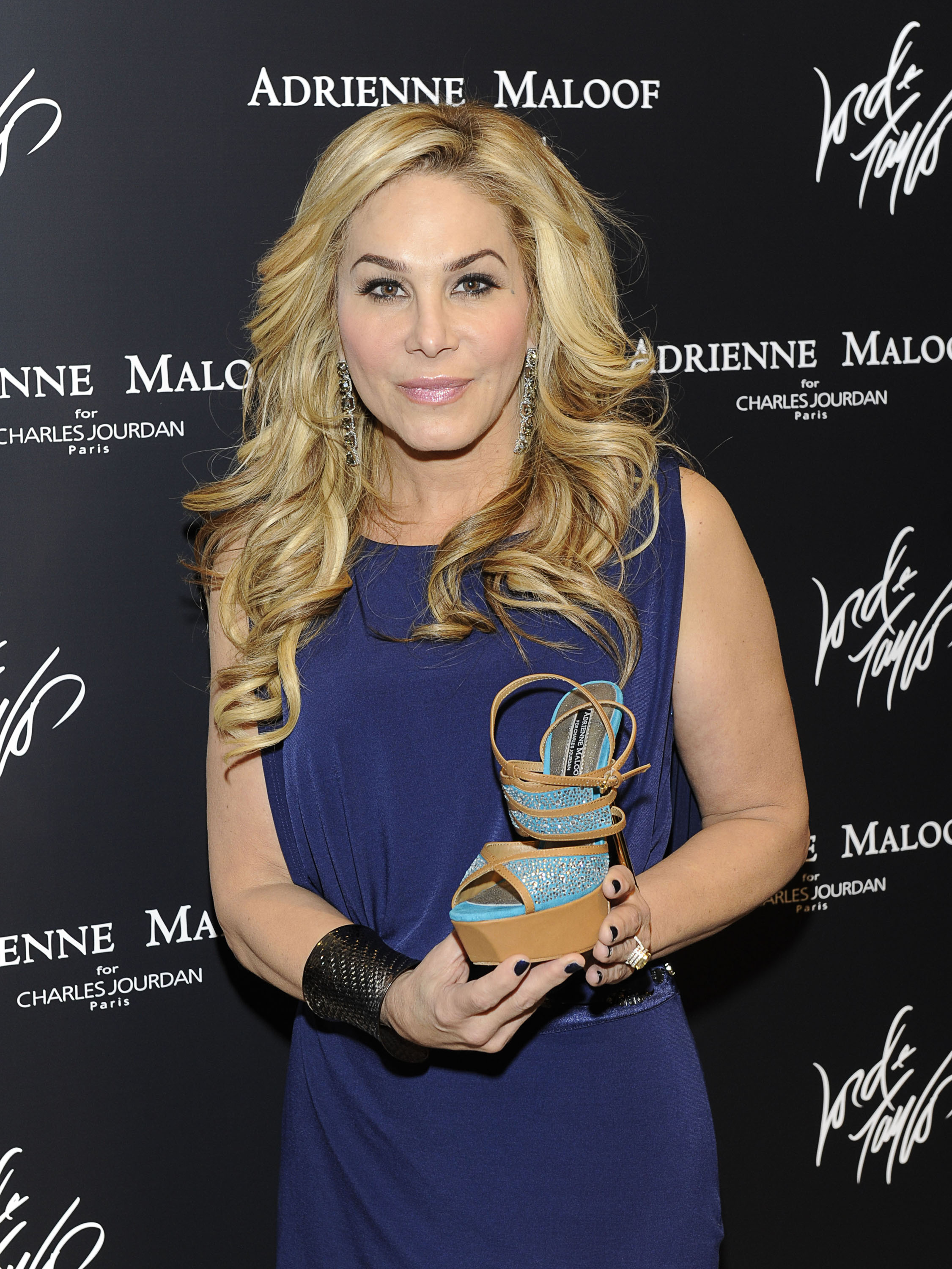 Adrienne Maloof Shoes Part two: adrienne maloof talks rhobh, family