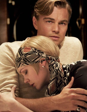 FIRST LOOK: LEONARDO DICAPRIO IN THE GREAT GATSBY