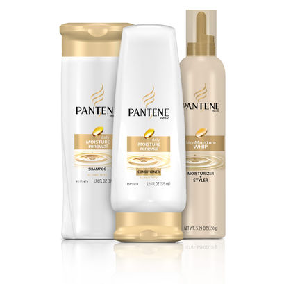 PANTENE PRO-V DAILY MOISTURE RENEWAL COLLECTION LAUNCH ...