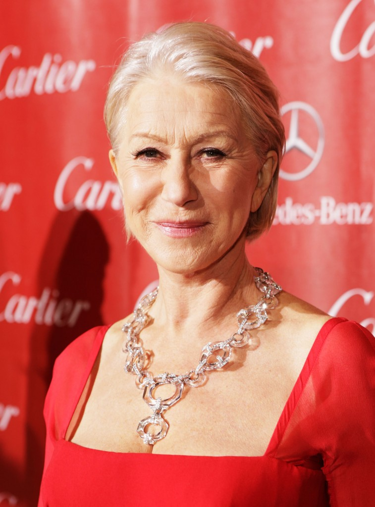 Helen Mirren 24th Annual Palm Springs International Film Festival Awards Gala - Red Carpet