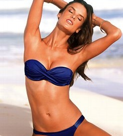 VIDEO: STYLECHAT: VS ANGEL ALESSANDRA AMBROSIO TALKS BODY AFTER BABY, BANDEAU BIKINIS AND HER KIDS