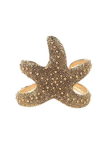 Bee Charming Jewelry Starfish Cuff