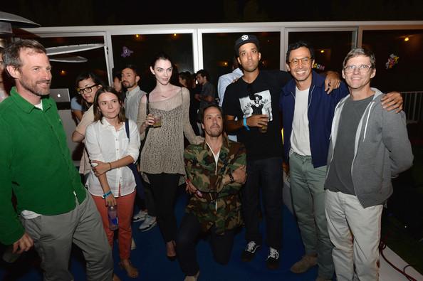 Spike Jonze and friends