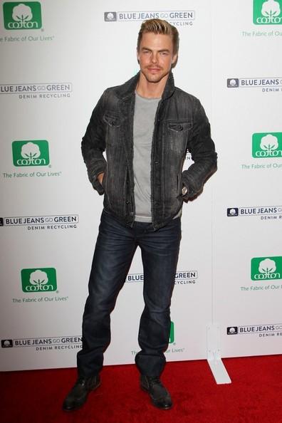 Derek+Hough+Blue+Jeans+Go+Green+West+Hollywood+USQhsg0ANRGl