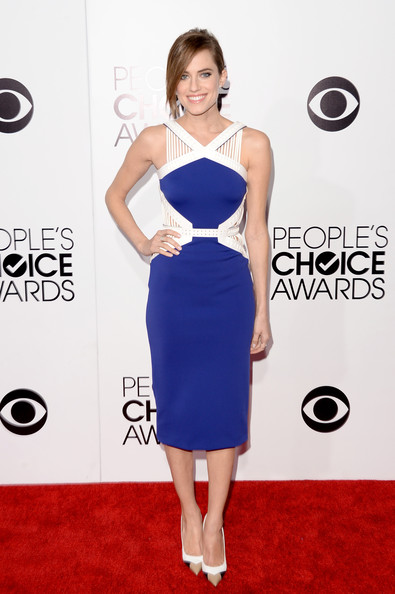 Allison Williams Peoples Choice Awards