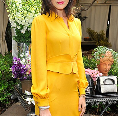 LOOK OF THE WEEK: CAMILLA BELLE SPRINGS INTO STYLE