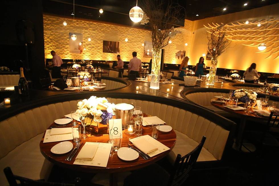 Sony Pictures Classics pre-Oscars dinner at the Supper Suite by STK