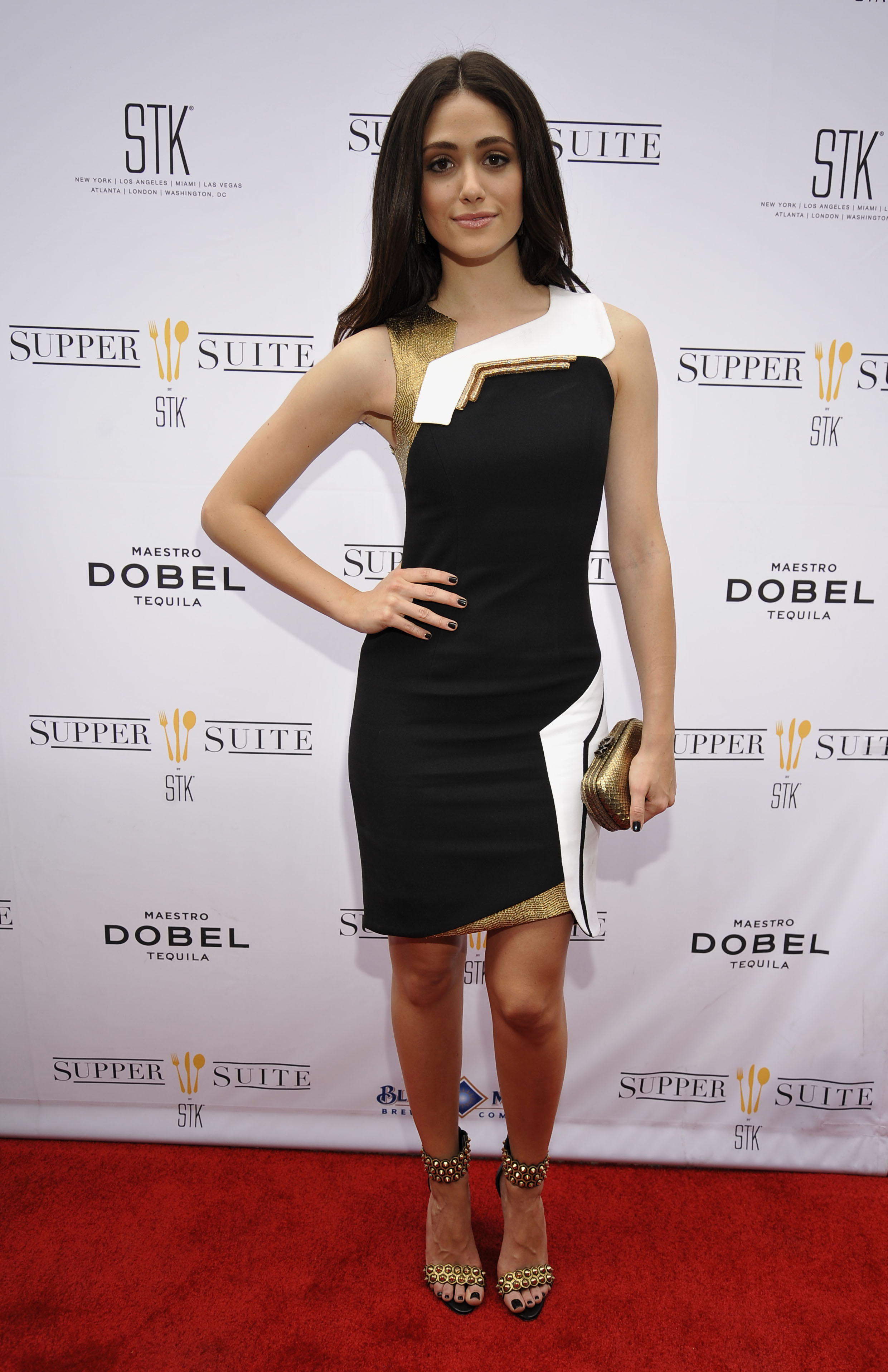 Emmy Rossum, Andrew Gn, Brian Atwood