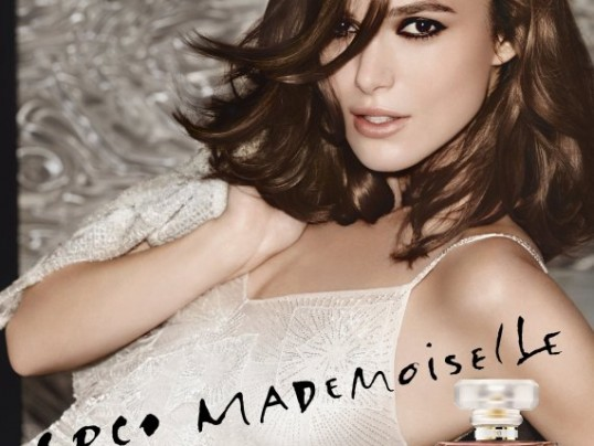 WATCH:KEIRA KNIGHTLEY IN CHANEL'S NEWEST AD CAMPAIGN