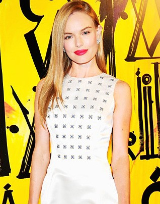 KATE BOSWORTH: LADYLIKE PERFECTION