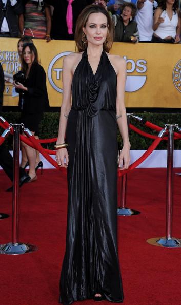 Angelina Jolie SAG Awards 2013