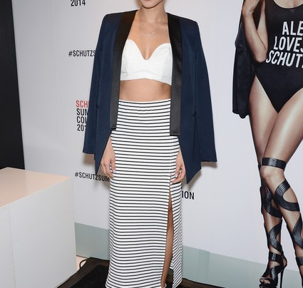 LOOK OF THE WEEK: CROP TOP LOVE BY JAMIE CHUNG