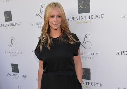 JENNIFER LOVE HEWITT + KENDRA WILKINSON TALK PREGNANCY STYLE