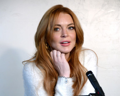 WATCH: LINDSAY LOHAN REVEALS MISCARRIAGE NEWS