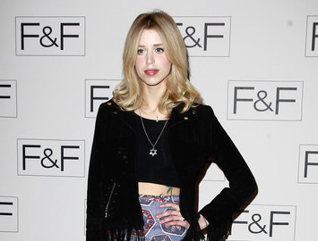 PEACHES GELDOF DEAD AT THE AGE OF 25