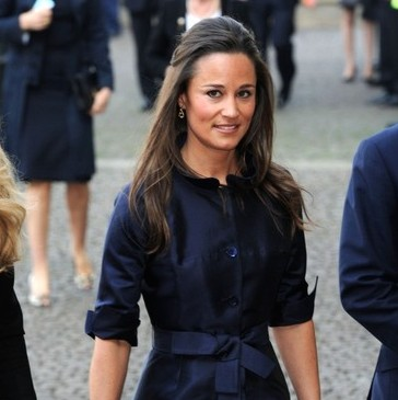 PIPPA MIDDLETON TO RIDE IN BIKE RACE ACROSS THE U.S.