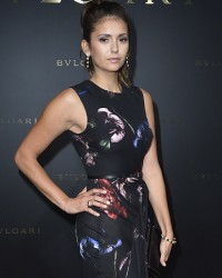 NINA DOBREV AT PARIS HAUTE COUTURE