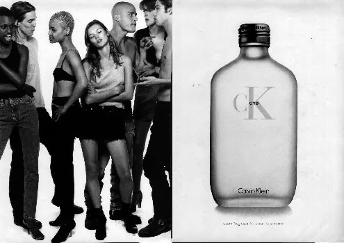 CK ONE CAMPAIGN IS BACK AND JUST AS EDGY AS EVER!
