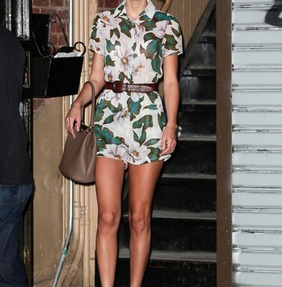 LOOK OF THE WEEK: TAYLOR SWIFT'S ALL-AMERICAN STYLE