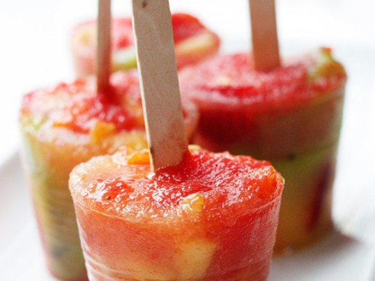 5 EASY + HEALTHY SUMMER DESSERT RECIPES