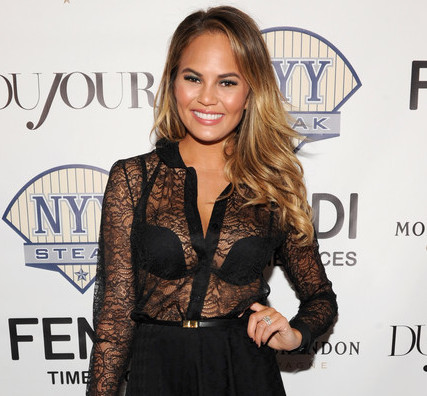 CHRISSY TEIGEN TALKS HER LOVE FOR FOOD