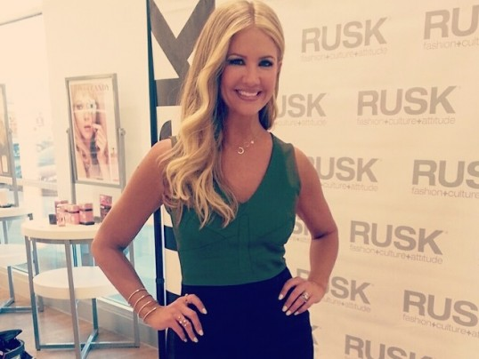 NANCY O'DELL TALKS HAIRCARE, EMMYS + FAMILY