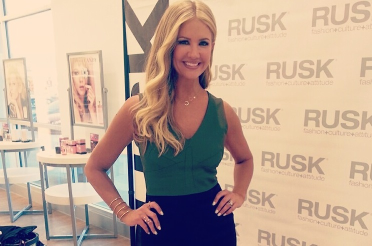 Nancy O Dell Talks Haircare Emmys Family Red Carpet Roxy