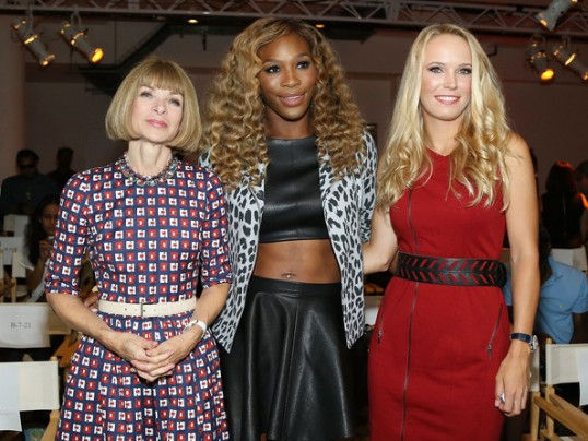 WATCH:STYLE360 HIGHLIGHTS WITH ANNA WINTOUR + OTHERS