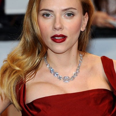SCARLETT JOHANSSON IS COMING TO TV