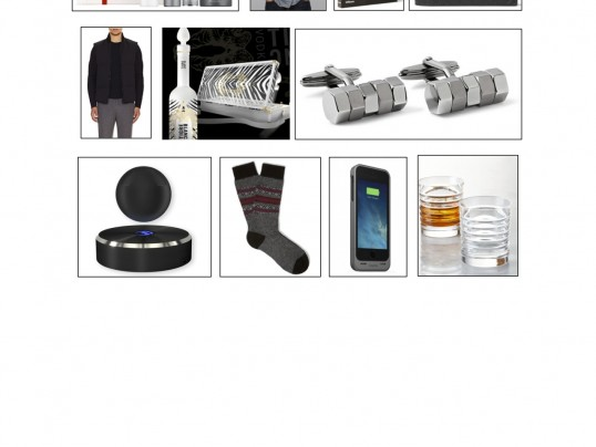 A GIFT GUIDE FOR HIM