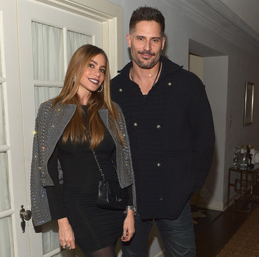 SOFIA VERGARA + JOE MANGANIELLO ARE ENGAGED!