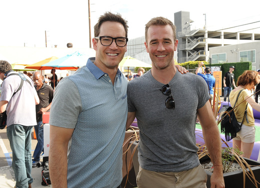 Mark-Paul Gosselear, James Van Der Beek