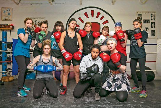 The Toronto Newsgirls