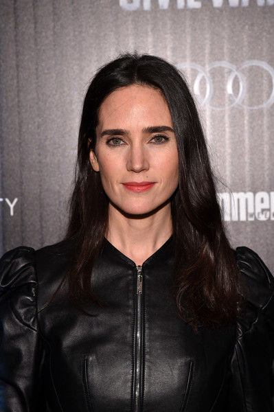 Jennifer Connelly In Louis Vuitton Moto Chic Red Carpet Roxy