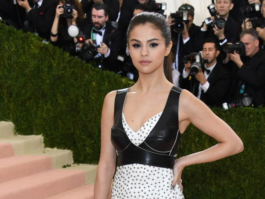 GET THE LOOK: SELENA GOMEZ'S MET GALA MAKEUP