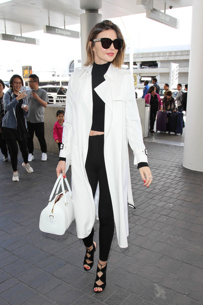 Airport Travel Style Guide Red Carpet Roxy