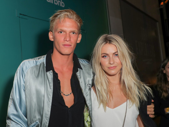 Cody Simpson and Julianne Hough