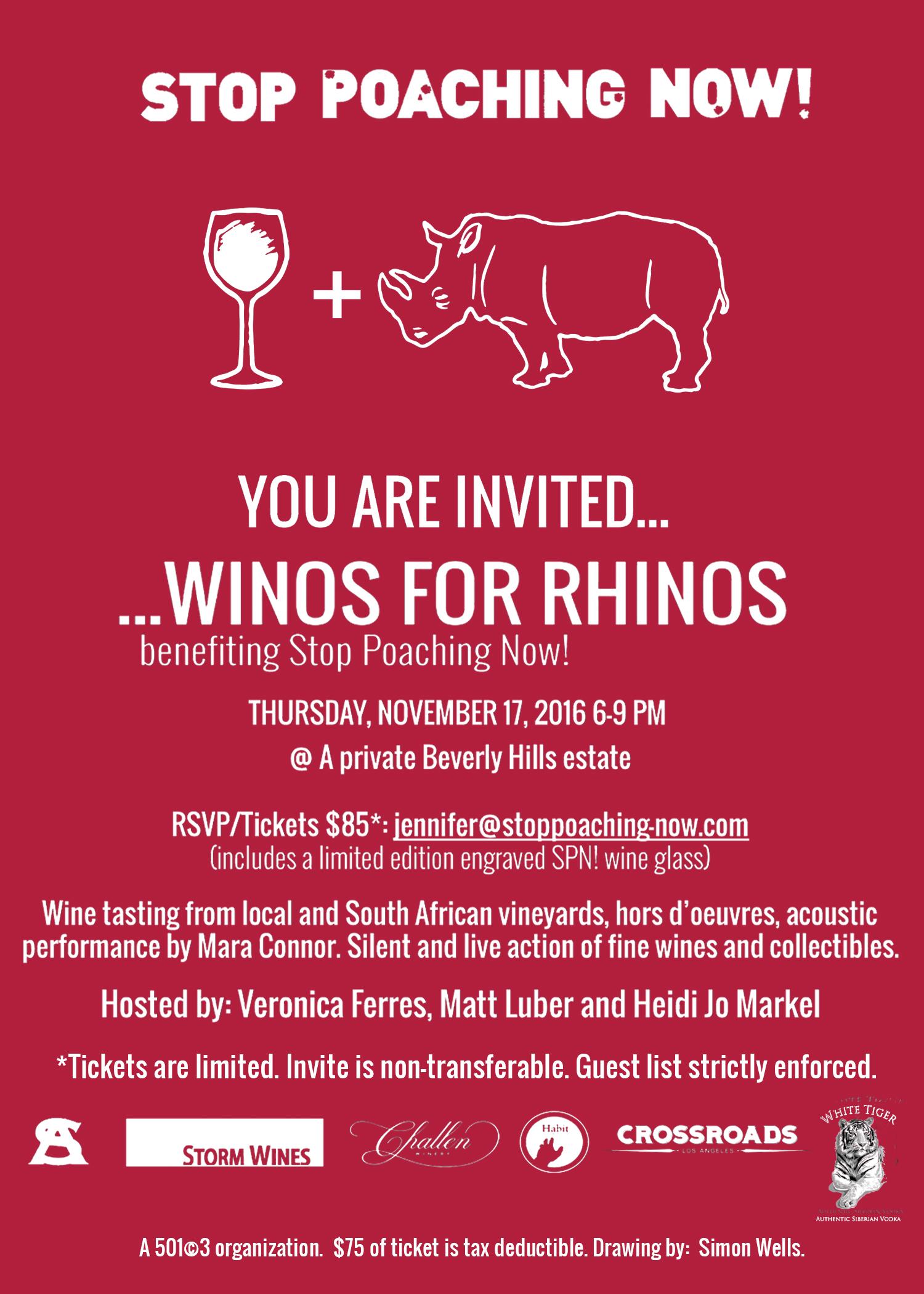 winos for rhinos