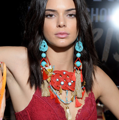 KENDALL JENNER SUPPRESSES HER APPETITE WITH………