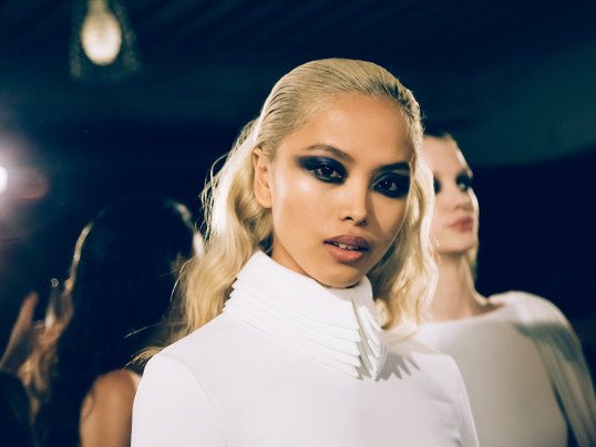 GET THE LOOK: BRANDON MAXWELL NYFW HAIR