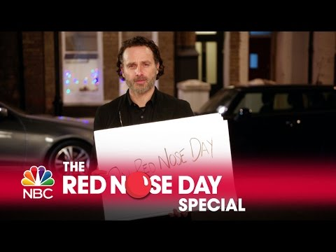 THE LOVE ACTUALLY CAST REUNITES FOR RED NOSE DAY