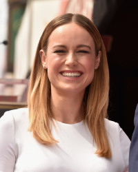 BRIE LARSON IN LOUIS VUITTON