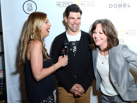 max greenfield and Sally Field